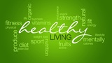 Healthy Living Animation