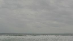 sea shore Footage
