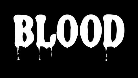blood 2 Stock Video Footage