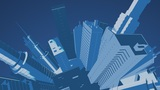 Skyscrapers globe 6 Animation
