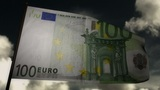 100 Euros bill flag 02 Animation
