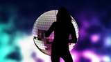Disco dancer 01 Animation