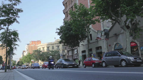 0027 TRSPRT EDIT BCN Stock Video Footage