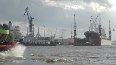 00192 Ship HAM Footage
