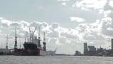 00195 City Ship HAM Footage