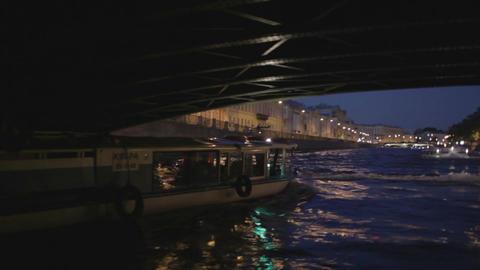 00228 Bridge SPB Stock Video Footage