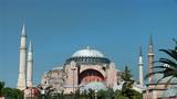 Aya Sofya (Hagia Sophia) b Footage