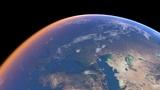 Earth zoom Europe 01 Animation