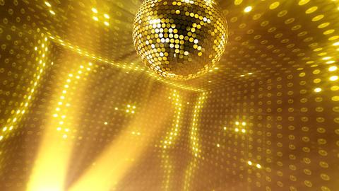 Mirror Ball 2 x 1 LB 17 HD Stock Video Footage