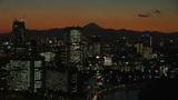 Tokyo at dusk Footage