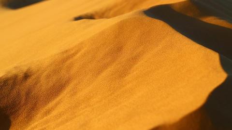 sand deset dune in oman 6 Footage