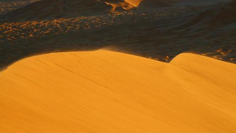 sand deset dune in oman 7 Footage