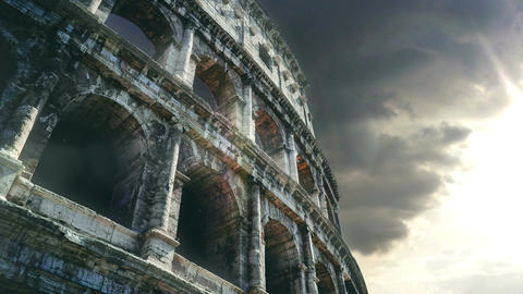 [alt video] Colosseum amphitheater