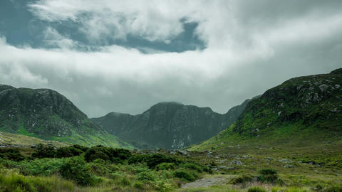 The Poison Glen, County Donegal, Ireland Footage