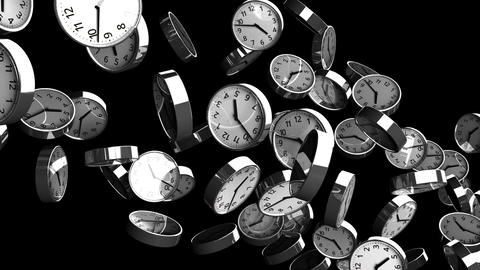 Clock Animations 42in1