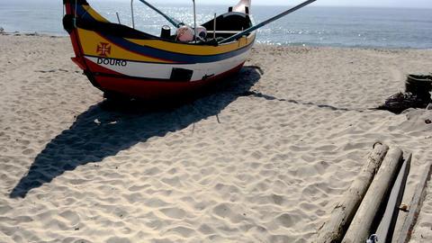 Arte Xavega typical boat ビデオ