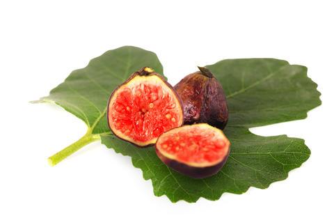 Fresh figs isolated Photo