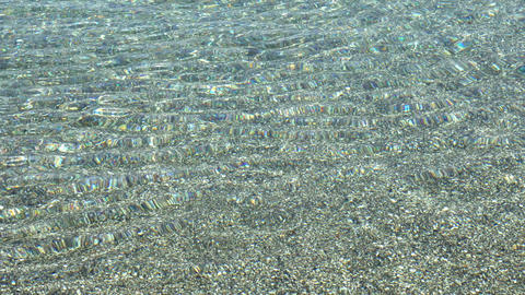 Clear water Filmmaterial