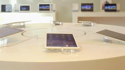 iPad on display Live Action