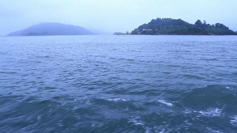 Ocean surface Footage