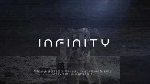Infinity Premiere Pro Template