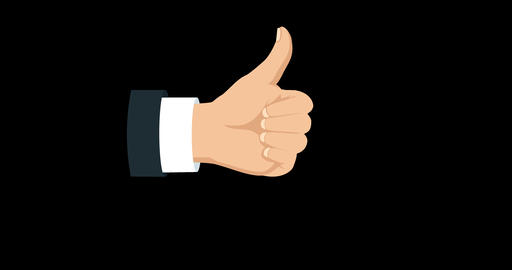 12 Thumbs Up Animation