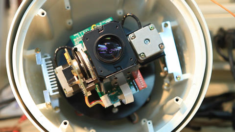 Electronics Footage