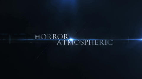 Ghost Title After Effects Template
