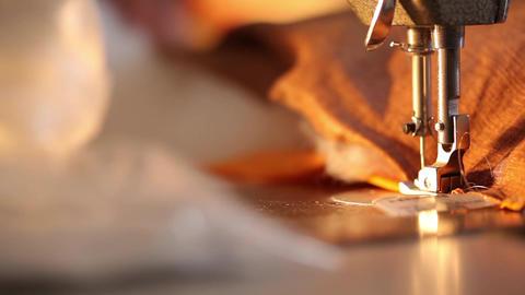 Sewing machine Footage