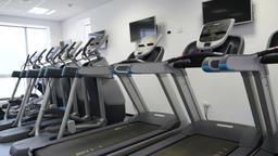 New gym treadmills Footage