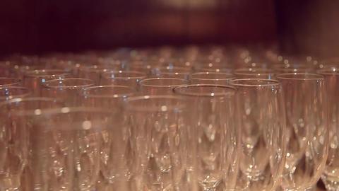 Champagne flutes Live Action