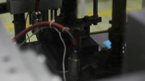 Printer stamping labels Live Action