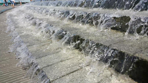 The Cascade Fountain Archivo