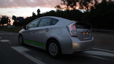 MVI 3000 - Ciudad Recorrido Auto Footage