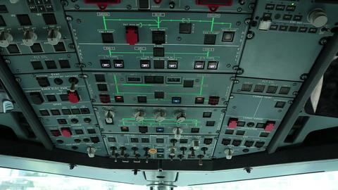 Airplane cockpit Live Action