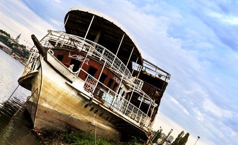 Shipwreck フォト