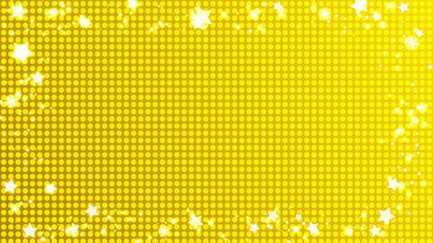 SHA Yellow Christmas Board CG動画