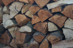 Woodblocks For The Fire フォト