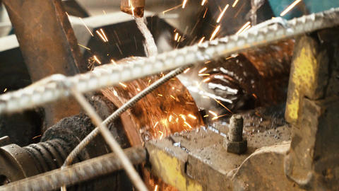 Production of metal wire products Live Action