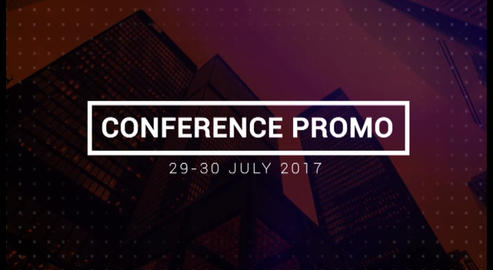 Conference Promo After Effects Template