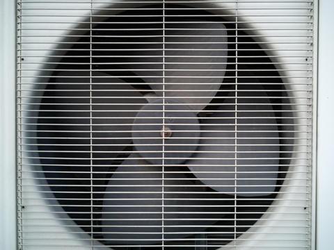 Air fan compressor フォト