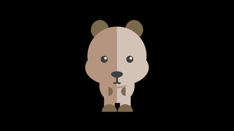 Animated Animal Icons