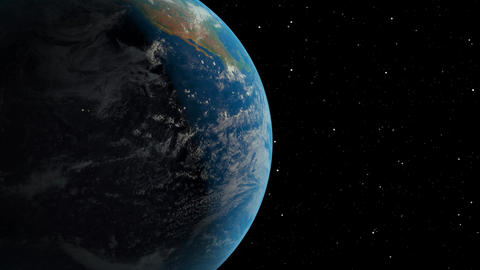 Earth 3d Animation Animation