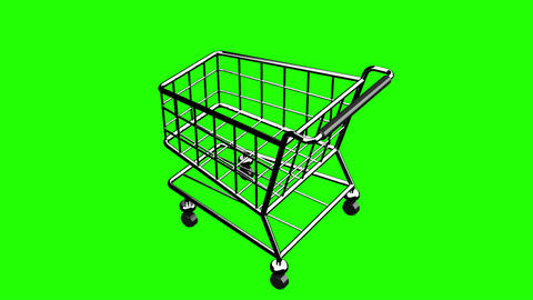 Shopping Cart Animation 48in1 2