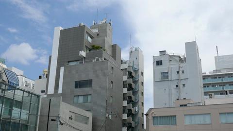 Aoyama area in Tokyo ビデオ