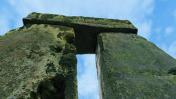 Stonehenge Time Lapse - Loop Image