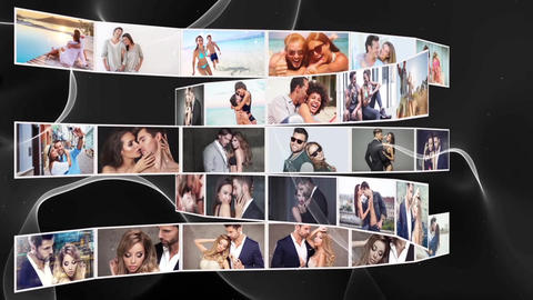 30 Photos For Memory After Effects Template