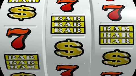 Slot machine jackpot Footage