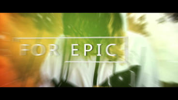 Epic Presentation&Promo - Opener After Effects Template