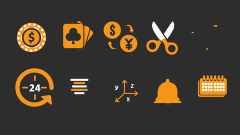 Animated Icons V1 0 After Effects Template